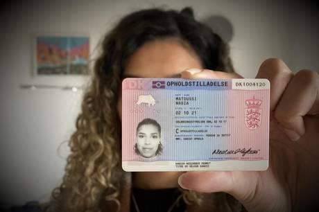 Nadia Matoussis midlertidige opholdstilladelse udløber i oktober, og hun skal på ny vurderes, om hun må blive i landet.