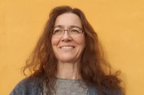 Sara Holt Andersen, Konstitueret sognepræst i Laurbjerg-Værum-Ørum. Privatfoto
