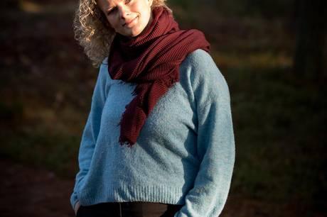 LAG Djurslands koordinator Helle Breindahl. Pressefoto