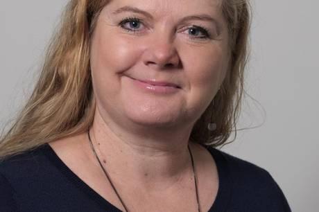 Anita Søholm. Arkivfoto