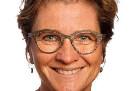 Skoleleder Stine Stidsen.