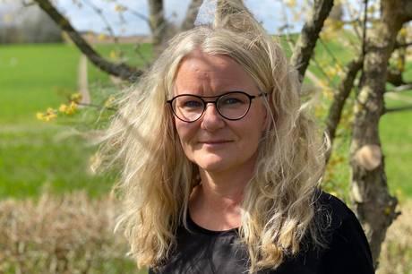 Helle Laxby er vendt hjem til Skanderborg, efter flere års vejledning i Billund Kommune. Foto: Michael Wulff