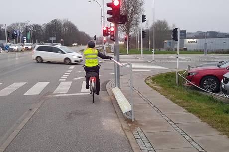 De deltagende kommuner er i nyt supercykelstiprojekt er Odder, Skanderborg, Horsens, Silkeborg, Hedensted, Favrskov, Randers, Aarhus, Syddjurs, Norddjurs og Region Midtjylland. Pressefoto
