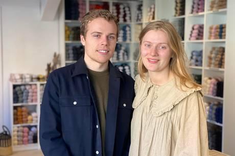 Emil Ultang og Mette Aasberg jonglerer fuldtidsstudie og fuldtidsarbejde.