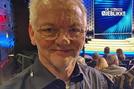 Poul-Erik Jensen fra Grenaa skifter nu håndboldhallerne ud med Plænen i Tivoli, hvor han skal spille til verdens største ølsmagning.