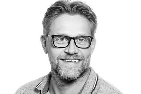 Bjarne Langdahl Riis flytter direktørstol – fra Skanderborg Forsyning til Syddjurs Spildevand. Han glæder sig til at samarbejde om bl.a. regnvandsløsninger til gavn og glæde for lokale samfund. Pressefoto
