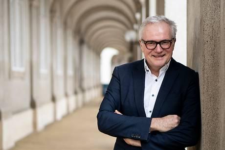 Jens Kloppenborg-Skrumsager er - ikke overraskende - eneste kandidat til at afløse Britt Bager som Venstres folketingskandidat på Djursland