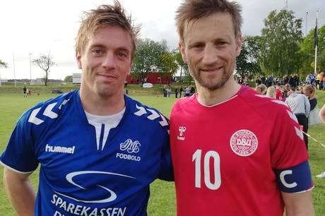 Ådalens Serie 3 mandskab lå til at tage tre kærkomne point i lørdagens udekamp mod Åbyhøj, men i det 95. minut udlignede hjemmeholdet på et tyndt dømt straffespark efter Ådalen-lejrens opfattelse.