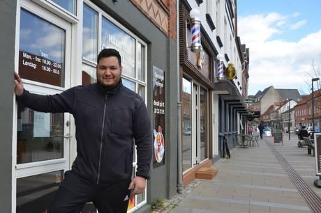 Hvor Hadsten Grillkylling havde til huse i en kort periode åbner nu 'Markus Pita & Burger'