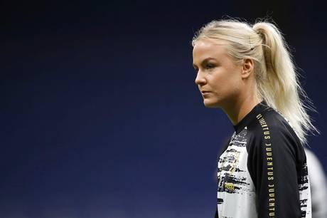 22-årige Matilde Lundorf spiller på et af verdens bedste fodboldhold og drømmer om det danske landshold