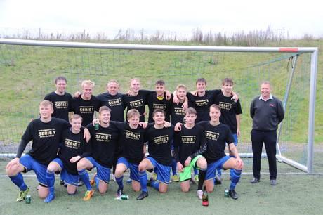 Mads Amstrup scorede to mål, da TRIF vandt med 3-1 og sendte FAML, Aarhus hjem med sæsonens første nederlag