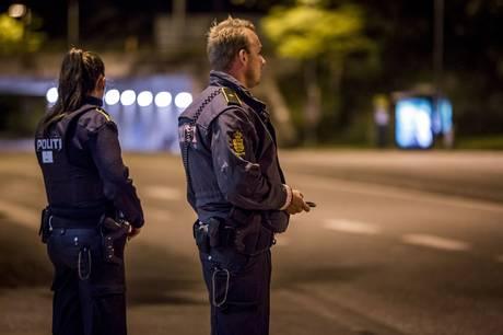 Østjyllands Politi ophæver to visitationszoner i det vestlige Aarhus.