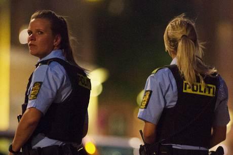 Betjente fra Østjyllands Politi måtte mandag kort før midnat beslaglægge en bil på en adresse i Brabrand (genrefoto).