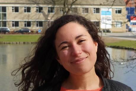 Jasmine Søgaard, byrådskandidat for Socialdemokratiet og gymnasielærer. Foto: Privat
