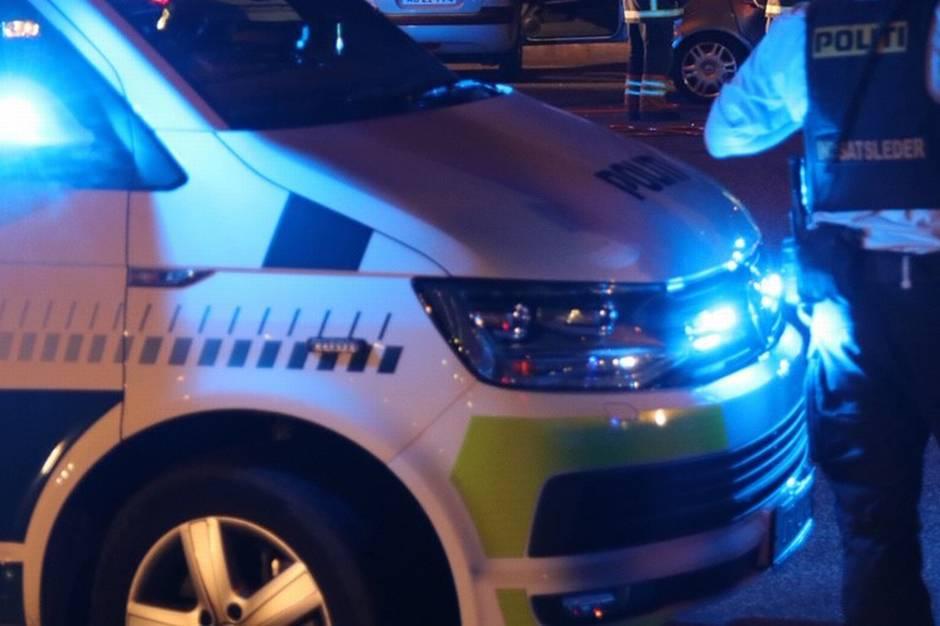 En påvirket bilist kørte onsdag for 11. gang i frakendelsestiden på Køge Bugt Motorvejen.