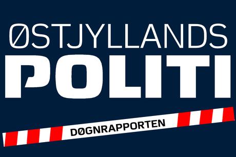 Uddrag fra Østjyllands Politis døgnrapport.