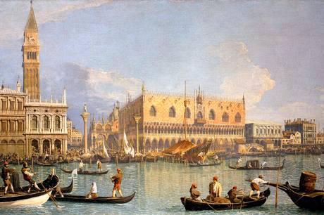 Venedig, der i middelalderen og renæssancen var centrum for økonomisk foretagsomhed, innovation, politisk teori og kunst, er i fokus i fem foredrag i forårsprogrammet. Prfoto