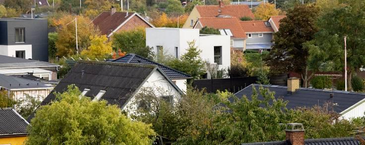 Det brandvarme boligmarked foranlediger i disse dage diskussioner om politiske indgreb. Arkivfoto: Thomas Borberg