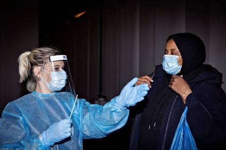 Styrelsen for Patientsikkerhed oplyser på Twitter, at flere i Nordsjælland er smittet med coronavirusvarianten B11519, der er den mest almindelige i Mexico.