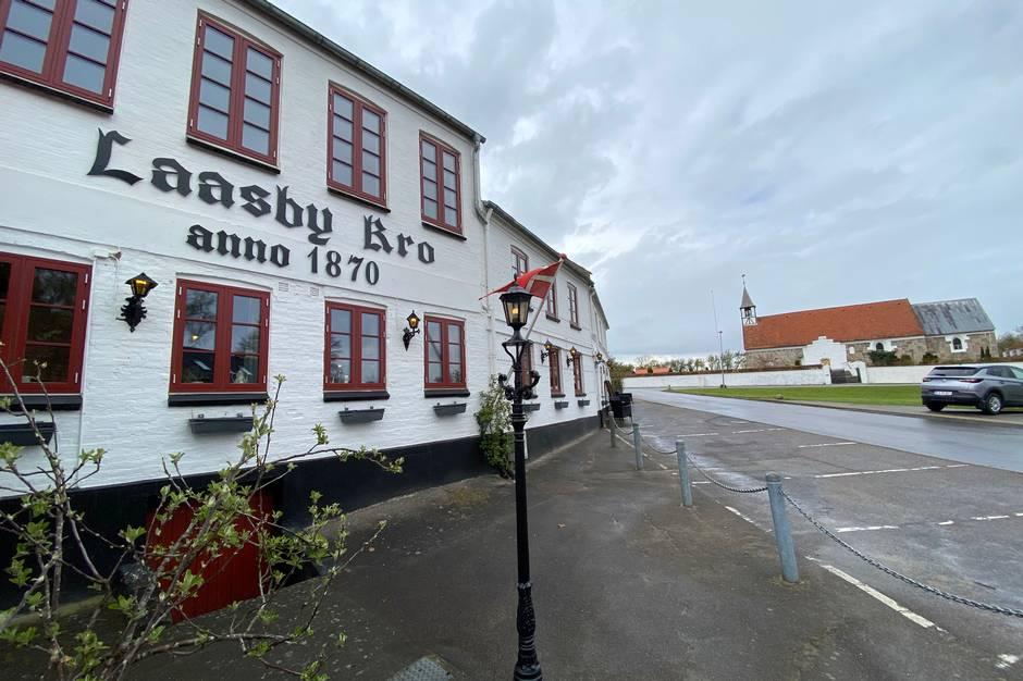 Der nytænkes hos kromanden Peter Have i Låsby, som netop har åbnet restaurant Bacchus.