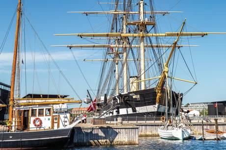 Hvis bestyrelsen siger ja, vil man foretage endnu en eftersøgning af Fregatten Jyllands anker, efter første forsøg var uden held.