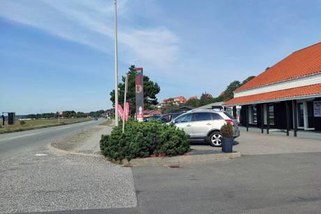 Sallings Outlet åbner indtil efterårsferien på Homes tidligere adresse på Ndr. Strandvej