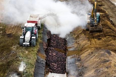 AffaldVarme Aarhus skal de kommende måneder hjælpe myndighederne med at afbrænde mink