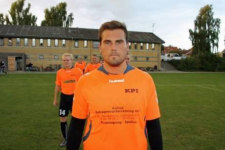 Kolind-Perstrup IF vandt 1-0 over Vivild IF i bundopgøret i Serie 1 på Kolind Park.