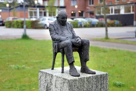 SkulpturBy 2021 åbner fredag før pinse i Galten med mange spændende værker, som kan beses i hele byen frem til oktober.
