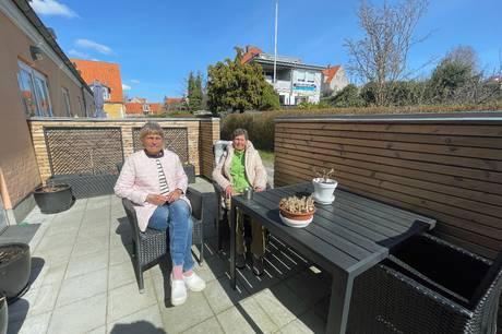 Nedslående svar på spørgsmålet om ikke kommunen kan købe grund, hvor en planlagt bygning kan fjerne solen for ni ældrelejligheder