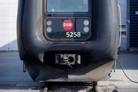 En mand fra Skanderborg er idømt betinget fængsel for fusk med et togkort i et DSB-tog. Foto: Jens Dresling // Politiken