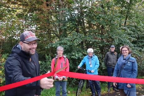 Syddjurs Kommune har søgt om statslig medfinansiering til fire potentielle cykelstier: Karlby-Hornslet, Tirstrup-Rosmus, Pindstrup-Thorsager og Mørke-Rosenholm.