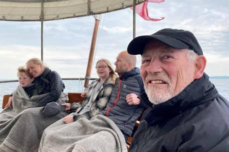 Syddjurs Kommune støtter pakketure fra Aarhus til Mols med 250.000 kroner. Aarhus Sailevent med færgen MS Tunø, Skødshoved Badehotel og Natours er gået sammen om opgaven.