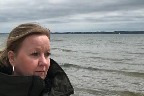 """Tania Clausager debuterede løfterigt med  kriminalromanen """"Attack Aarhus""""  i 2020. Nu er  boghandlerne klar til at lange opfølgeren over disken."""