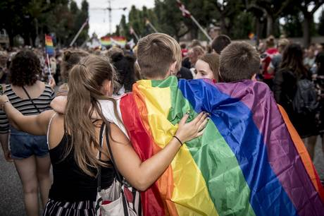 Efterårets WorldPride-parade i København aflyses på grund af restriktioner, oplyser arrangør i en meddelelse.