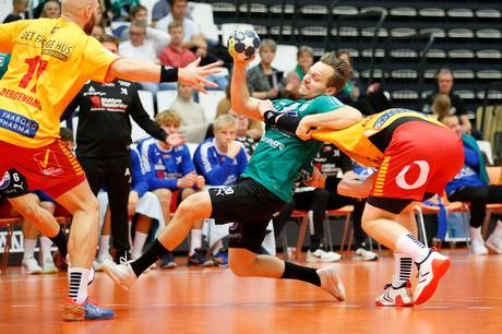 Skanderborgs herrer rundede sæsonenen af med at tabe for 5. gang i træk i ligaen.