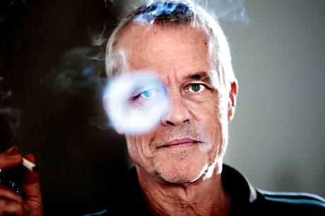 67-årige Klaus Kjellerup mindes kollegaen fra Tøsedrengene, Michael Bruun, som døde pludseligt natten til mandag - 70 år gammel.