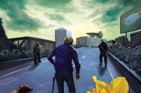 'Undergang' udkommer 3. juni på forlaget Brændpunkt.