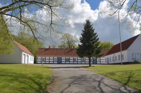 Menighedsrådets ønske om at bevare den gamle præstegård efterkommes