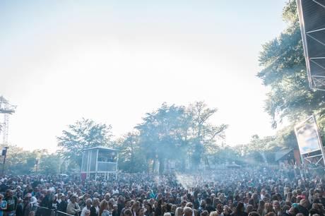 Tivoli Friheden arrangerer tre koncerter i juni.