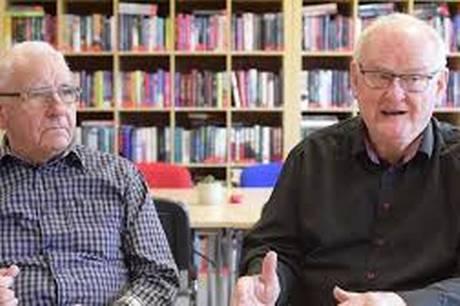 Niels Skov Hansen, medlem af Ryomgård Distriktsråd, gav Venstres byrådsgruppe et par velmenende råd
