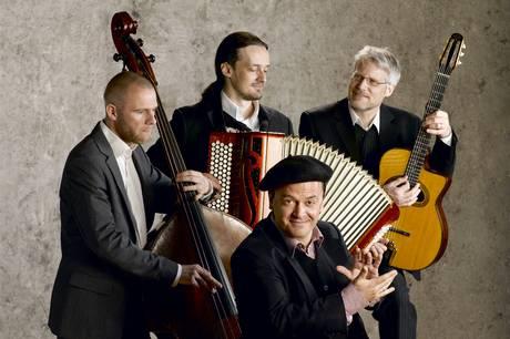 Den Franske Kvartet kan opleves 8. juni i Pavillonen. Prfoto