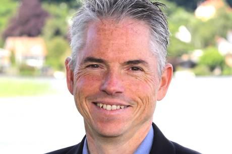 Martin Frausing Poulsen er Dansk Folkeparti Skanderborgs spids- og borgmesterkandidat. Prfoto