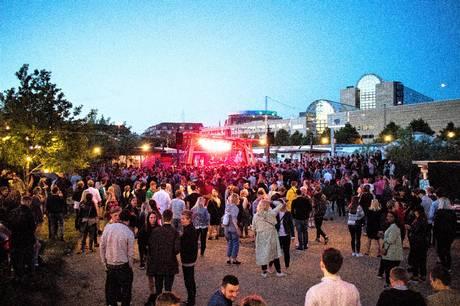Aarhus Volume har tidligere arrangeret en række festivaler. Billedet er fra Aarhus Volumes Gadefestival. Arkivfoto: Adrian Buus