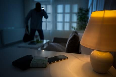 I weekenden har der været indbrud i en privat bolig på Fuglehaven.