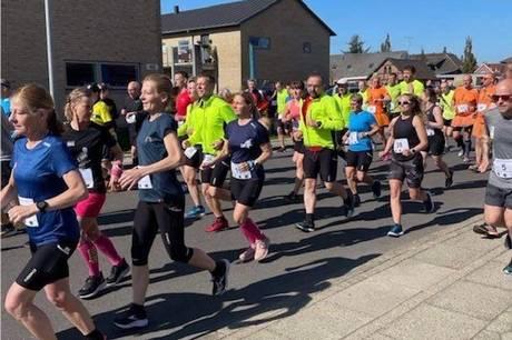 Flere end 90 løbere fik sat en god stemning i Ulstrup, da der blev løbet til fordel for velgørende formål.