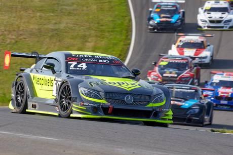Super GT og TCR skal i aktion på banen ved Pederstrup.