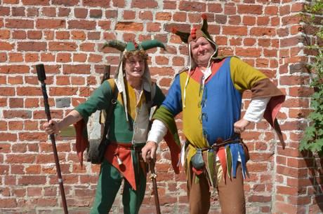 Der står gøgl, musik og teater på programmet i den kommende Weekend, når gøglerne slår lejr i den gamle præstegård i Svejstrup.