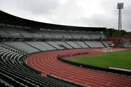 Aarhus Kommune inviterer sammen med Ceres Park & Arena aarhusianerne til storskærmsarrangement på byens fodboldstadion, hvor Danmarks kampe ved sommerens EM-slutrunde vises.