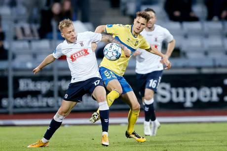AGF skal møde Brøndby IF i første runde af Superligaen, når bolden ruller på ny på Ceres Park efter sommerferien.